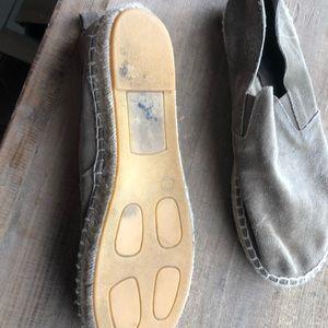 Vince Shoes - Vince beige suede loafers 10